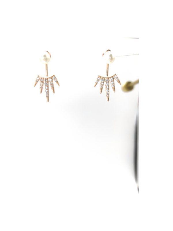 Γυναικεία Σκουλαρίκια χρυσά
