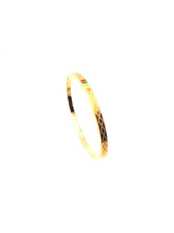 Γυναικείο Βραχιόλι - Χειροπέδα χρυσό