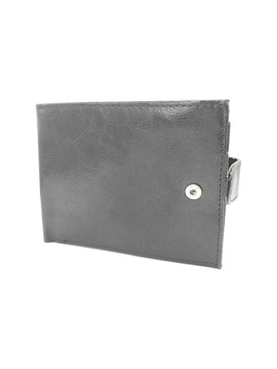Ανδρικό Πορτοφόλι σε μαύρο χρώμα