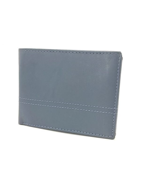 Ανδρικό Πορτοφόλι σε μπλε χρώμα