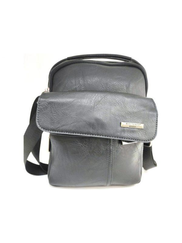 Ανδρική Τσάντα Bag to Bag μαύρη